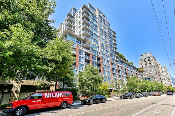 612 1133 HOMER STREET - Yaletown Apartment/Condo for sale, 2 Bedrooms (R2599617)