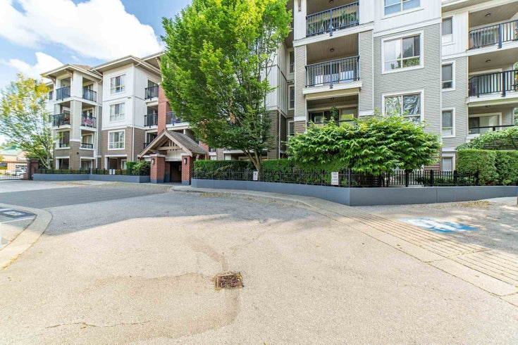 B208 8929 202 STREET - Walnut Grove Apartment/Condo for sale, 1 Bedroom (R2599622)