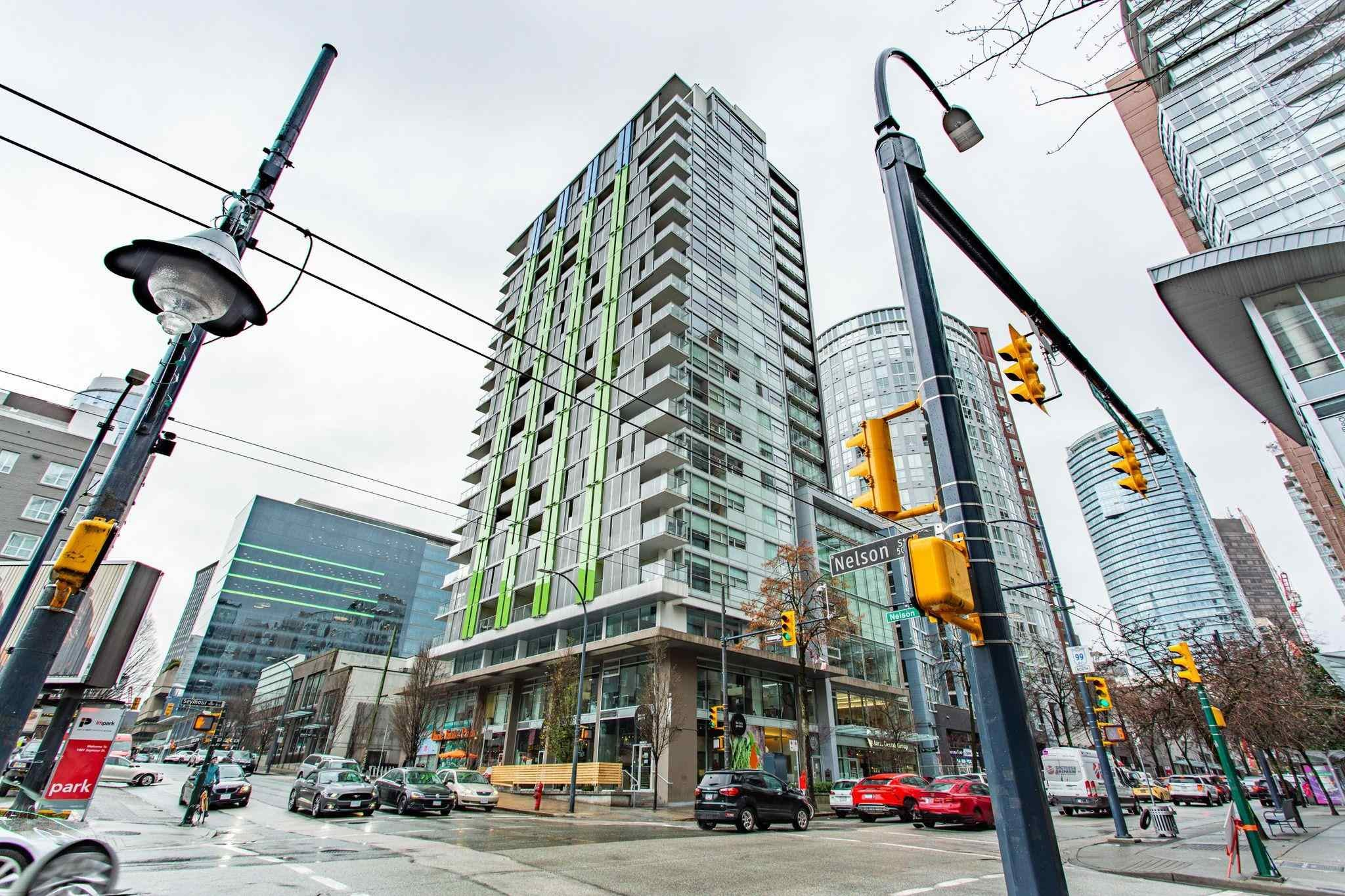 2003 999 SEYMOUR STREET - Downtown VW Apartment/Condo for sale, 2 Bedrooms (R2599666) - #1