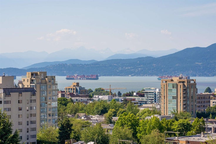 1102 1468 W 14TH AVENUE - Fairview VW Apartment/Condo for sale, 2 Bedrooms (R2599703)