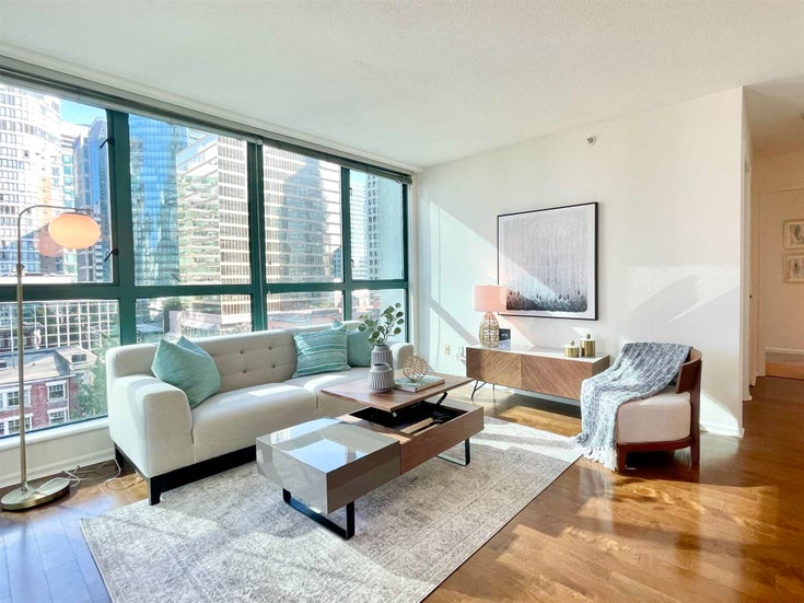 1305 1238 MELVILLE STREET - Coal Harbour Apartment/Condo for sale, 2 Bedrooms (R2599714)