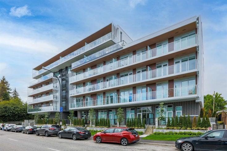 207 528 W KING EDWARD AVENUE - Cambie Apartment/Condo for sale, 1 Bedroom (R2599722)