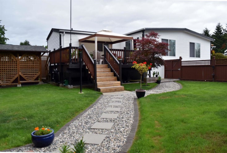 79 1413 SUNSHINE COAST HIGHWAY - Gibsons & Area Manufactured for sale, 2 Bedrooms (R2599724)