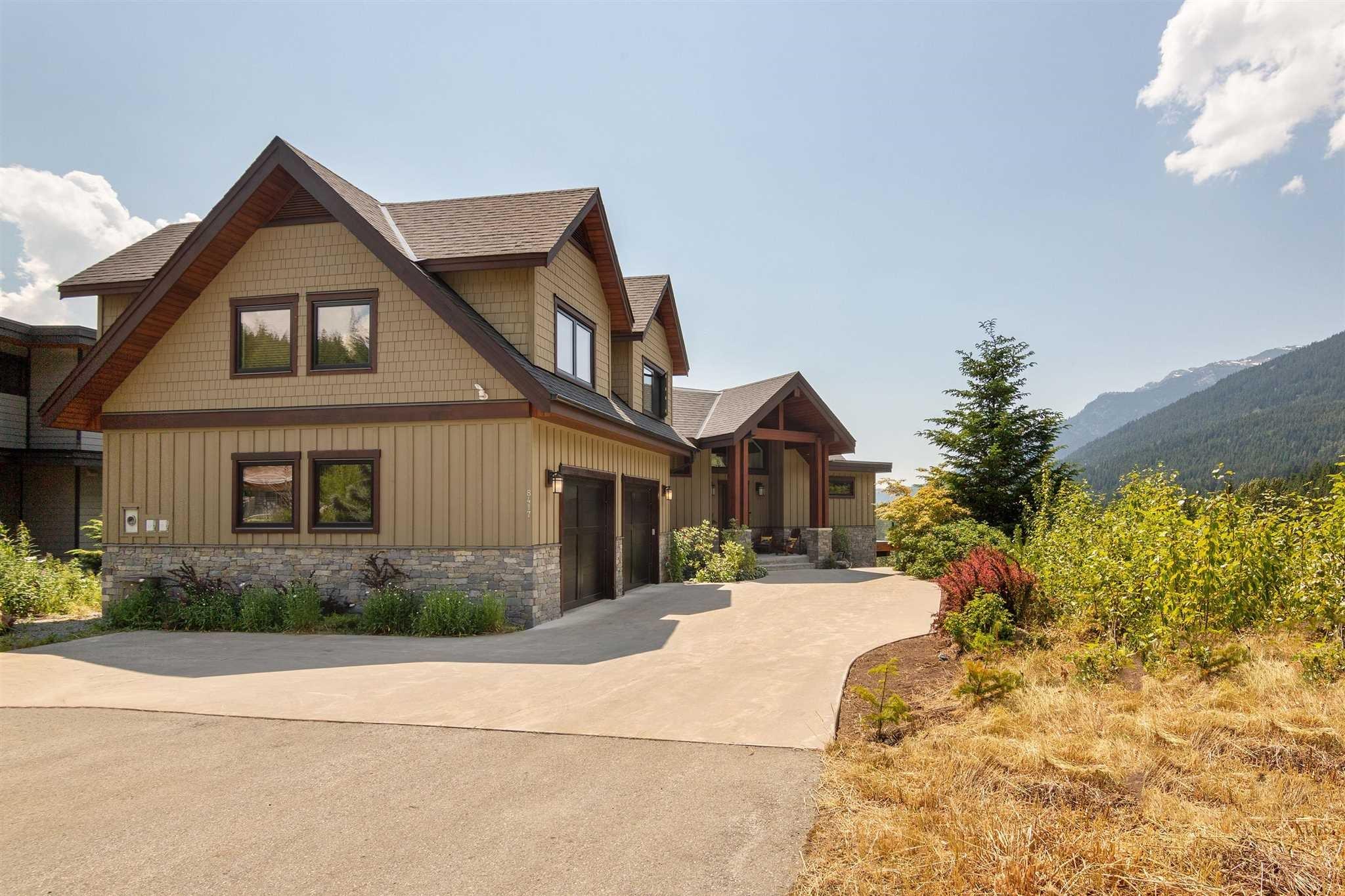 8417 BIG SKY TERRACE - Rainbow House/Single Family for sale, 5 Bedrooms (R2599805)