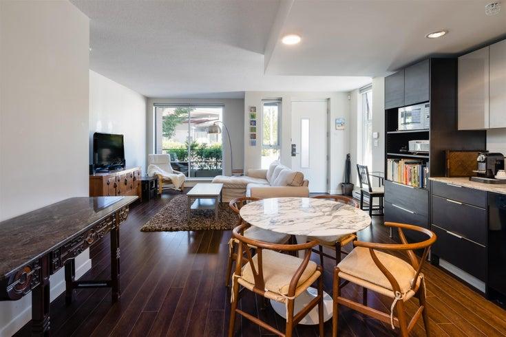 408 W 1ST AVENUE - False Creek Townhouse for sale, 2 Bedrooms (R2599871)