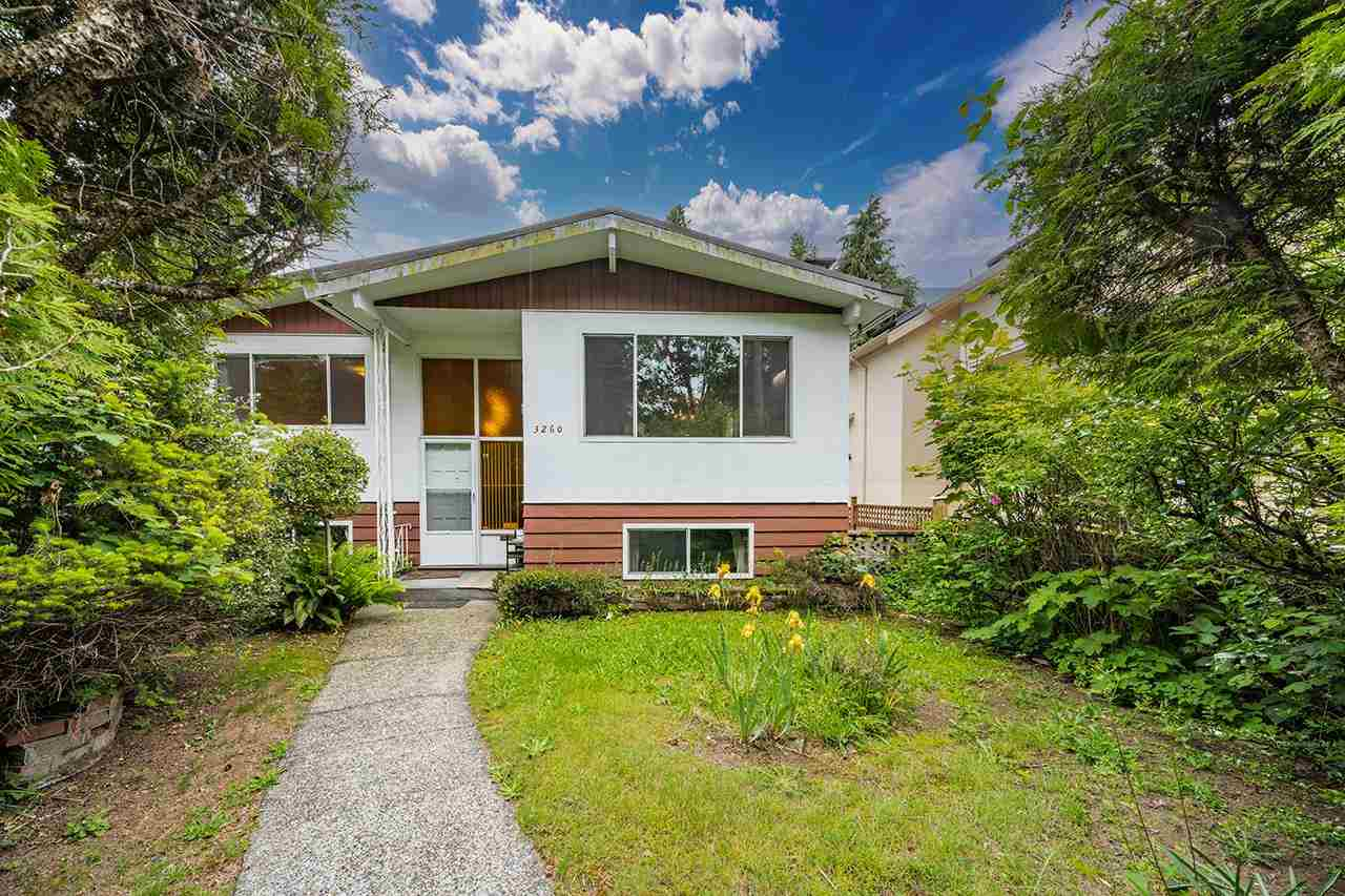 3260 W 39TH AVENUE - Kerrisdale House/Single Family for sale, 5 Bedrooms (R2599882)