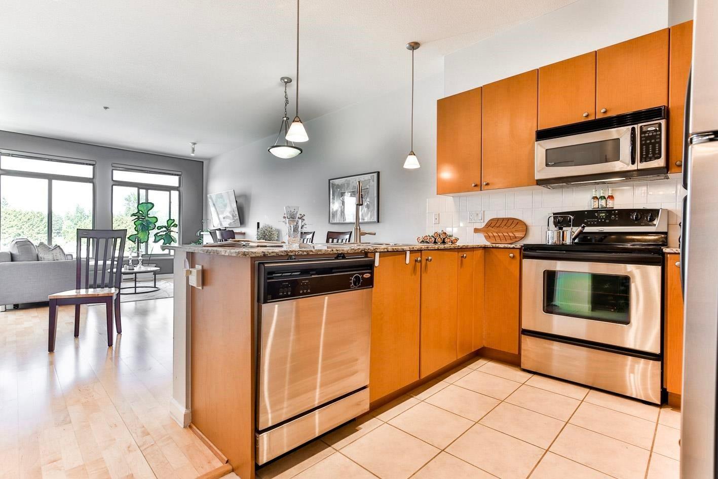 315 15380 102A AVENUE - Guildford Apartment/Condo for sale, 1 Bedroom (R2599892)