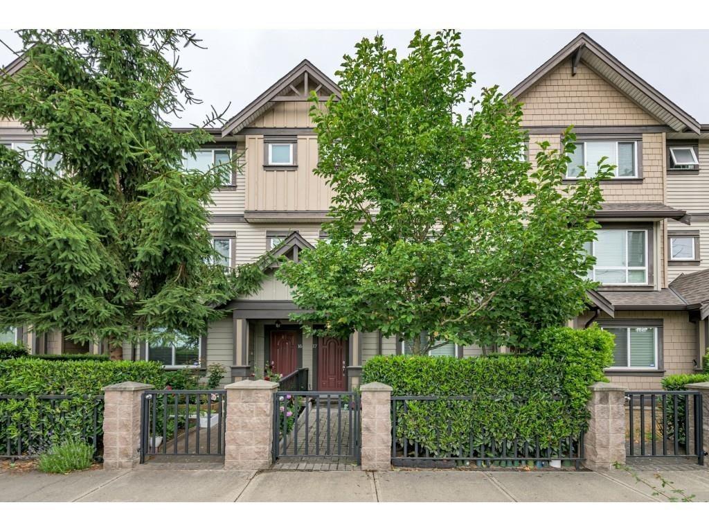 17 10999 STEVESTON HIGHWAY - McNair Townhouse for sale, 3 Bedrooms (R2599952)
