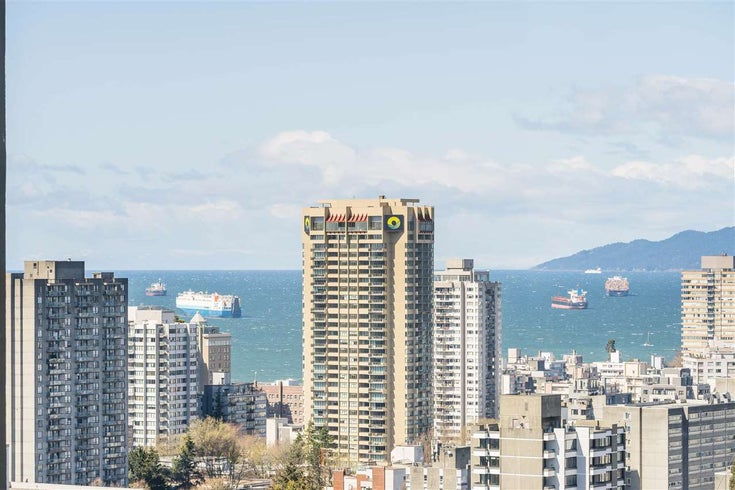 2003 1288 ALBERNI STREET - West End VW Apartment/Condo for sale, 2 Bedrooms (R2599956)