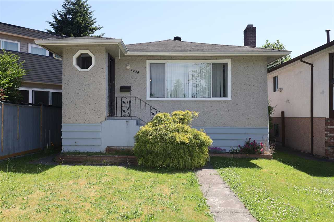 7226 ONTARIO STREET - South Vancouver House/Single Family for sale, 4 Bedrooms (R2599982) - #1