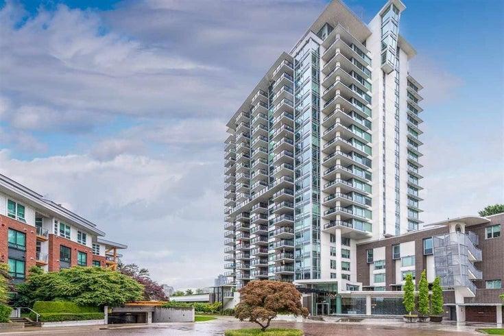 706 210 SALTER STREET - Queensborough Apartment/Condo for sale, 2 Bedrooms (R2600076)