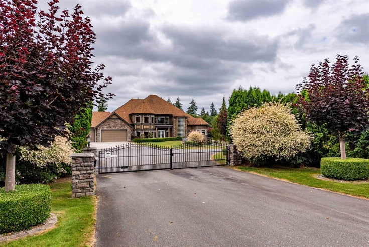 25309 72 AVENUE - County Line Glen Valley House with Acreage for sale, 5 Bedrooms (R2600081)