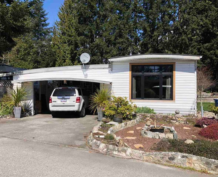 44 4116 BROWNING ROAD - Sechelt District Manufactured for sale, 2 Bedrooms (R2600112)