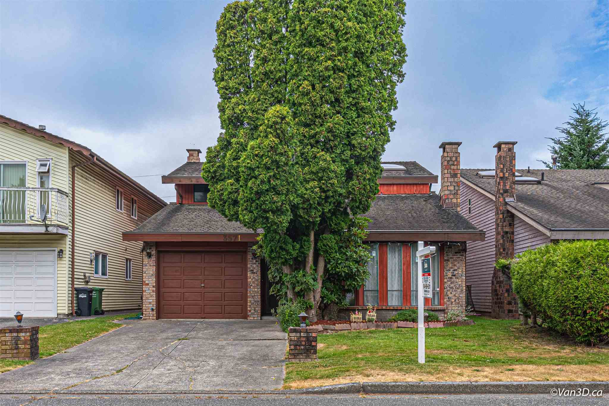 3571 BEARCROFT DRIVE - East Cambie House/Single Family for sale, 3 Bedrooms (R2600114)