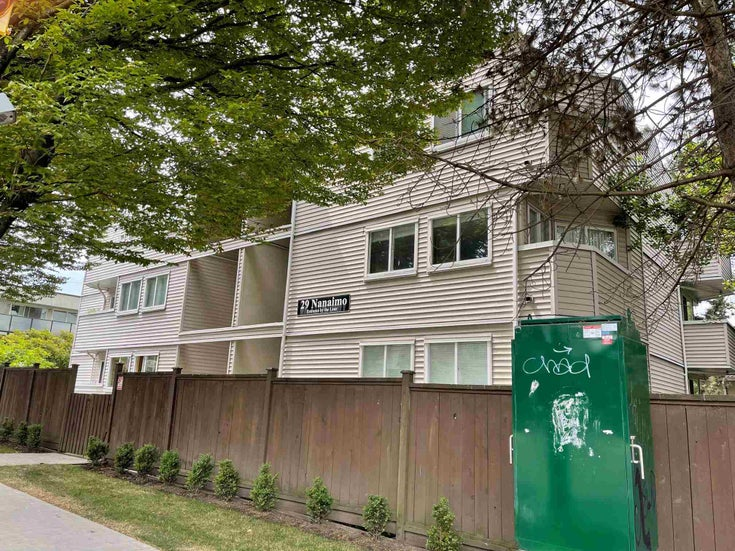 201 29 NANAIMO STREET - Hastings Apartment/Condo for sale, 2 Bedrooms (R2600150)