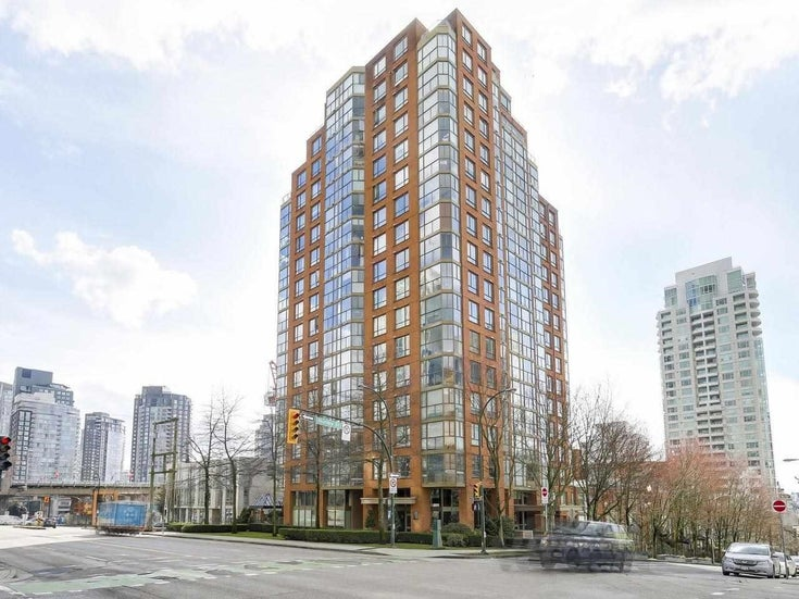 1403 888 PACIFIC STREET - Yaletown Apartment/Condo for sale, 1 Bedroom (R2600208)