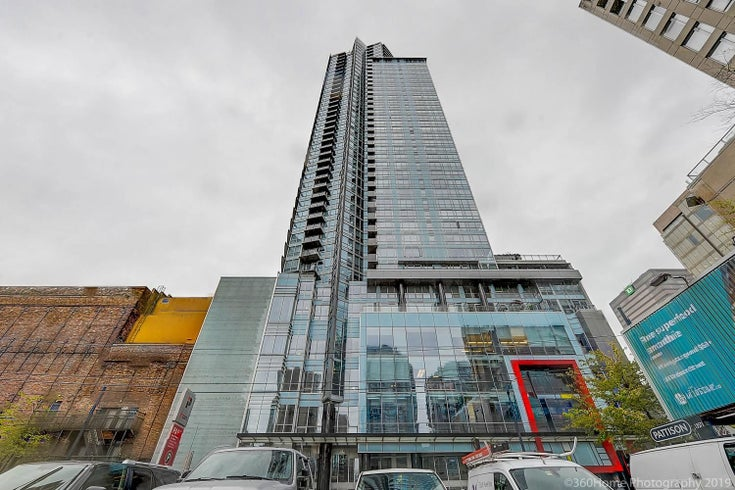 1503 833 SEYMOUR STREET - Downtown VW Apartment/Condo for sale, 2 Bedrooms (R2600228)