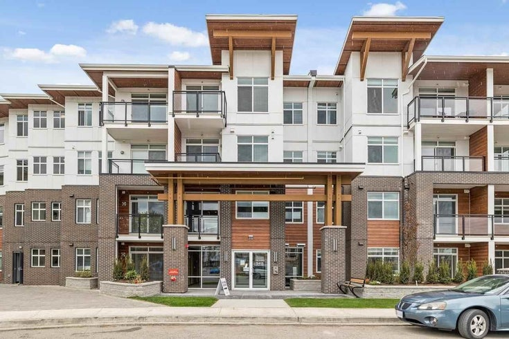218 5415 BRYDON CRESCENT - Langley City Apartment/Condo for sale, 2 Bedrooms (R2600232)