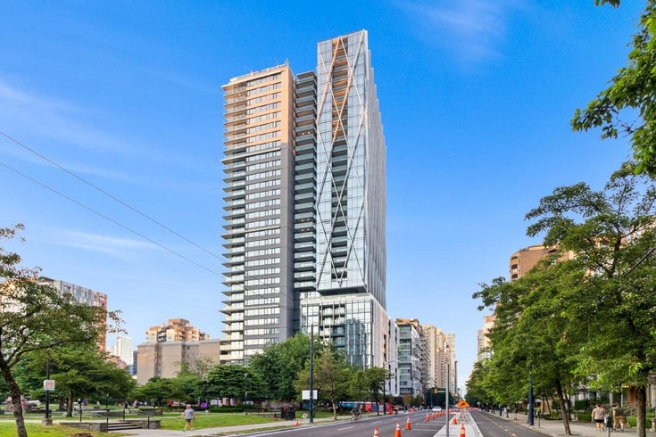 1810 1111 RICHARDS STREET - Downtown VW Apartment/Condo for sale, 3 Bedrooms (R2600236)
