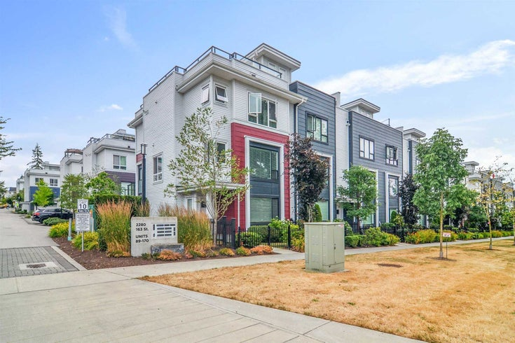 118 2280 163 STREET - Grandview Surrey Townhouse for sale, 4 Bedrooms (R2600261)