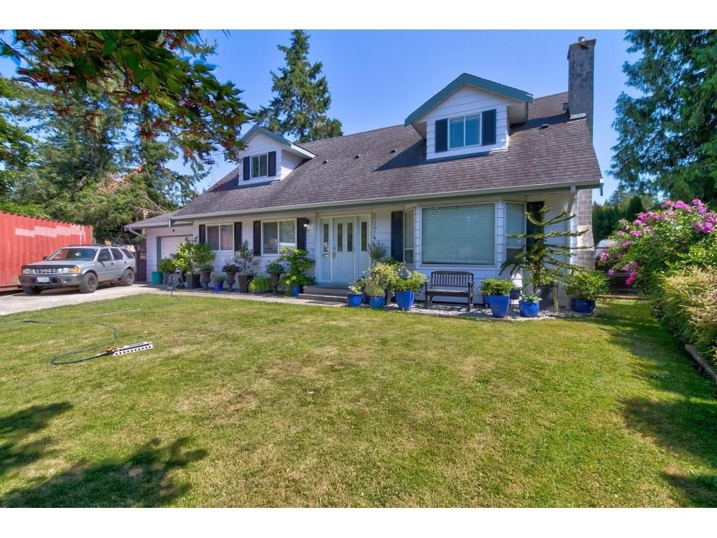 20744 38 AVENUE - Brookswood Langley House/Single Family for sale, 4 Bedrooms (R2600277) - #1