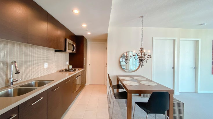 1801 833 HOMER STREET - Downtown VW Apartment/Condo for sale, 1 Bedroom (R2600296)