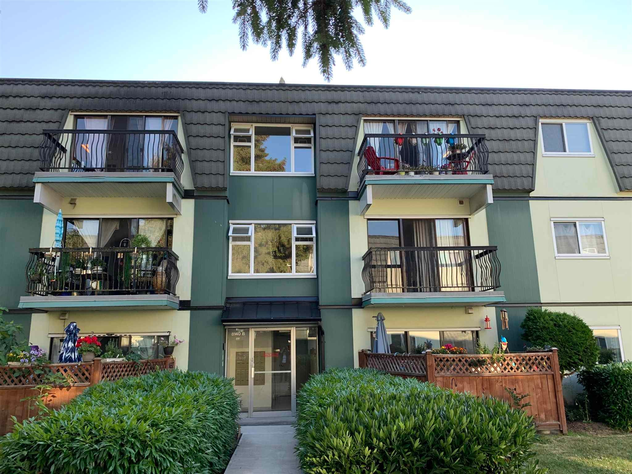 270 8140B WILLIAMS ROAD - South Arm Apartment/Condo for sale, 3 Bedrooms (R2600313)