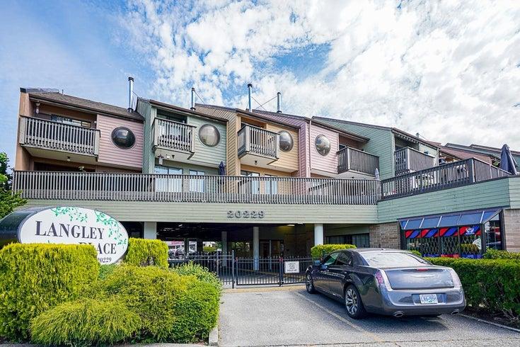 4 20229 FRASER HIGHWAY - Langley City Townhouse for sale, 2 Bedrooms (R2600320)