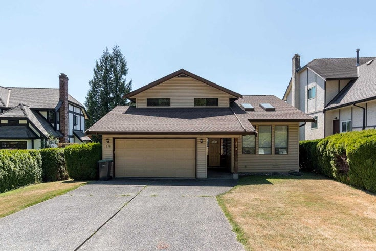 378 BALFOUR DRIVE - Coquitlam East House/Single Family for sale, 3 Bedrooms (R2600428)