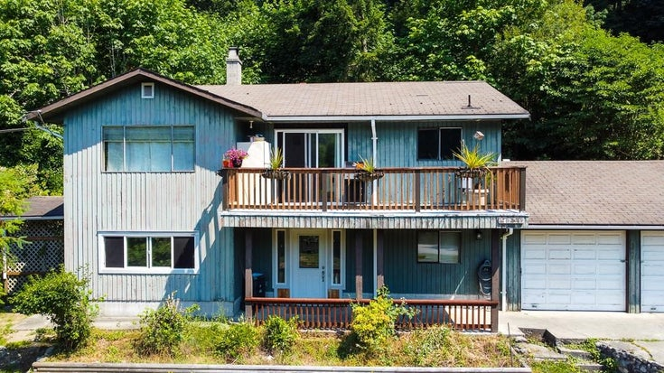 4731 SINCLAIR BAY ROAD - Pender Harbour Egmont House/Single Family for sale, 4 Bedrooms (R2600451)