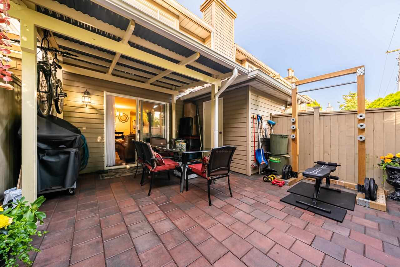 4 7600 GILBERT ROAD - Brighouse South Townhouse for sale, 4 Bedrooms (R2600507)