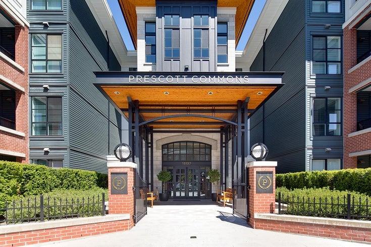 203 15137 33 AVENUE - Morgan Creek Apartment/Condo for sale, 2 Bedrooms (R2600543)