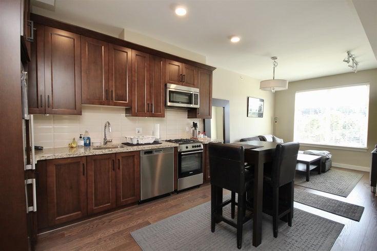 202 5011 SPRINGS BOULEVARD - Tsawwassen North Apartment/Condo for sale, 1 Bedroom (R2600553)
