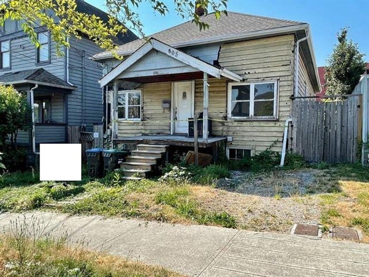 805 MILTON STREET - Uptown NW House/Single Family for sale, 4 Bedrooms (R2600563)