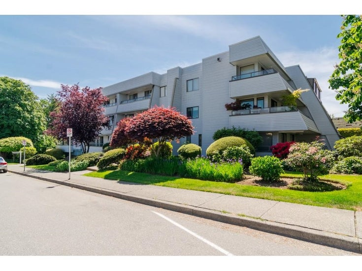 101 1341 GEORGE STREET - White Rock Apartment/Condo for sale, 2 Bedrooms (R2600581)