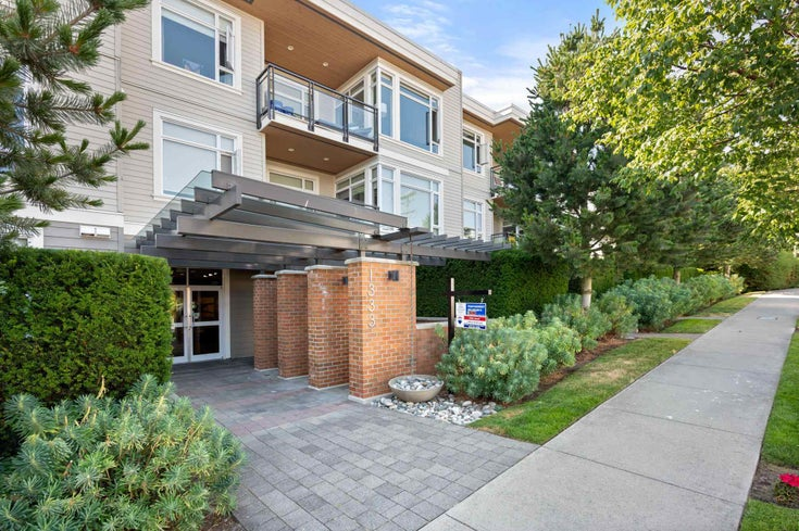 108 1333 WINTER STREET - White Rock Apartment/Condo for sale, 2 Bedrooms (R2600625)