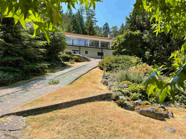 750 WILKS ROAD - Mayne Island House/Single Family for sale, 2 Bedrooms (R2600634)