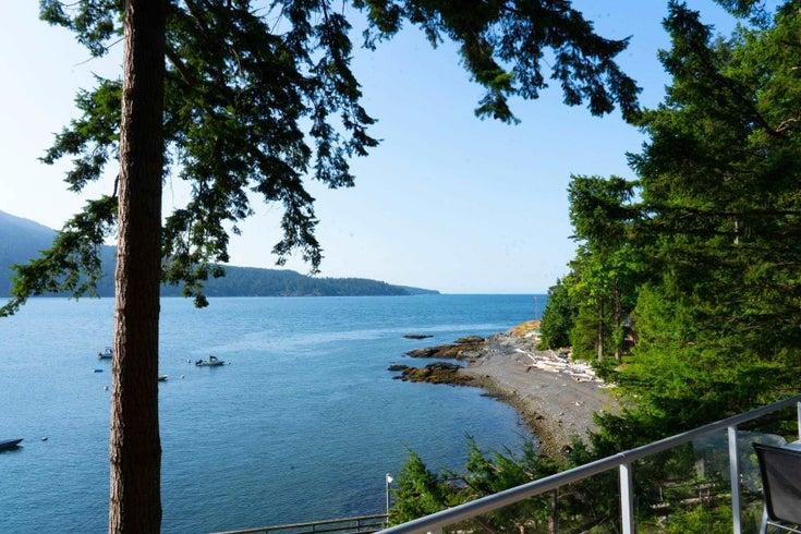 85 ESPLANADE ROAD - Keats Island House/Single Family for sale, 2 Bedrooms (R2600649)
