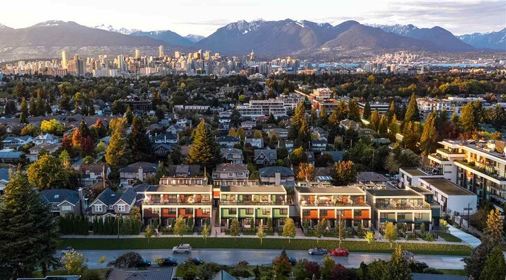 515 W 29TH AVENUE - Cambie Townhouse for sale, 3 Bedrooms (R2600659)