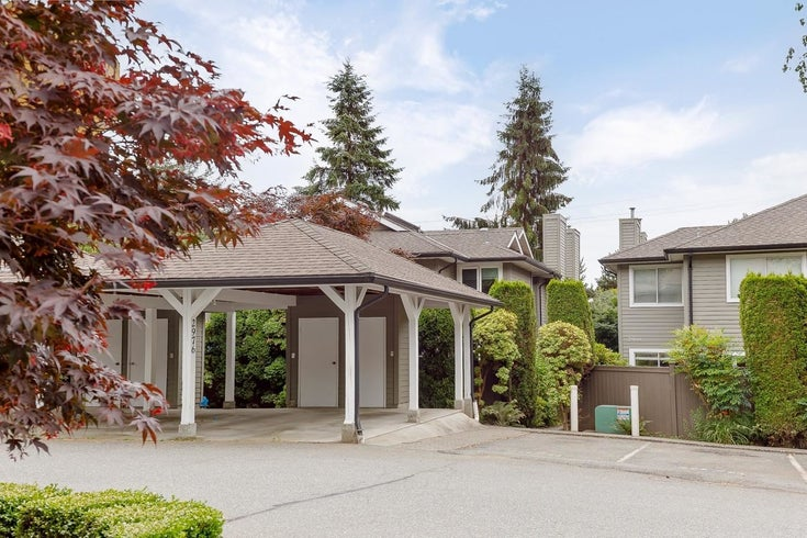 2976 MT SEYMOUR PARKWAY - Northlands Townhouse for sale, 3 Bedrooms (R2600660)