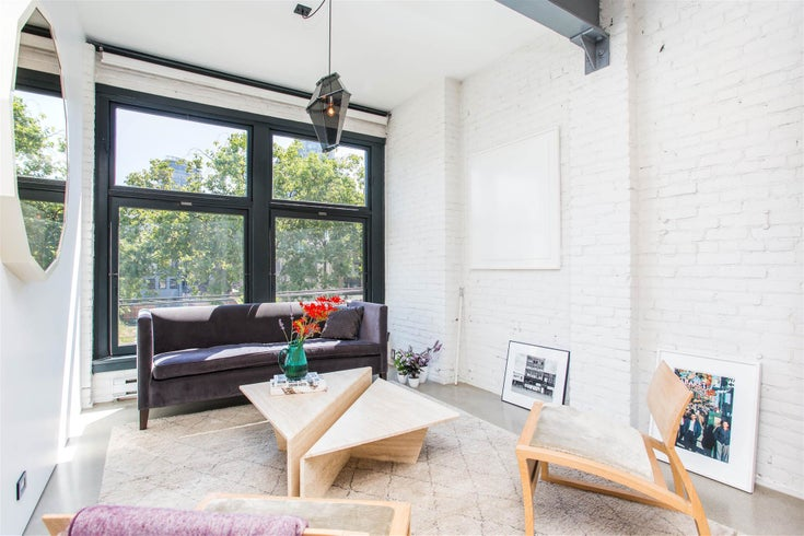303 53 W HASTINGS STREET - Downtown VW Apartment/Condo for sale, 1 Bedroom (R2600726)