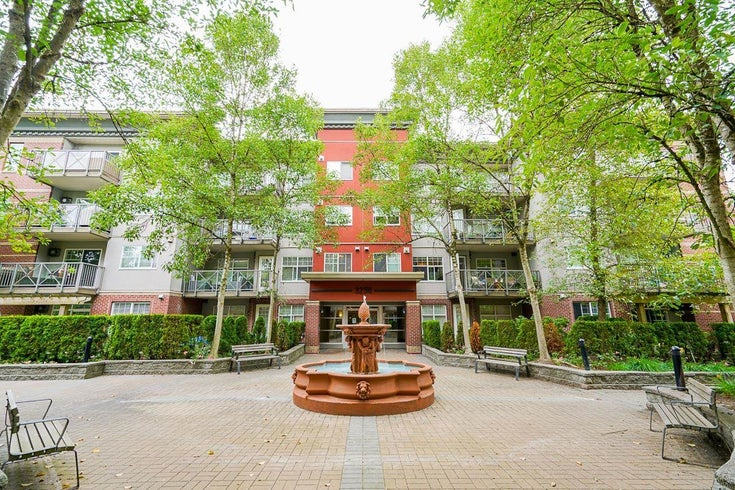 208 3250 ST JOHNS STREET - Port Moody Centre Apartment/Condo for sale, 1 Bedroom (R2600731)