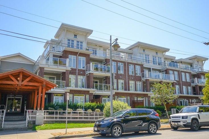 206 4280 MONCTON STREET - Steveston South Apartment/Condo for sale, 1 Bedroom (R2600746)