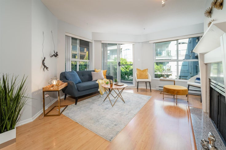311 511 W 7TH AVENUE - Fairview VW Apartment/Condo for sale, 2 Bedrooms (R2600783)