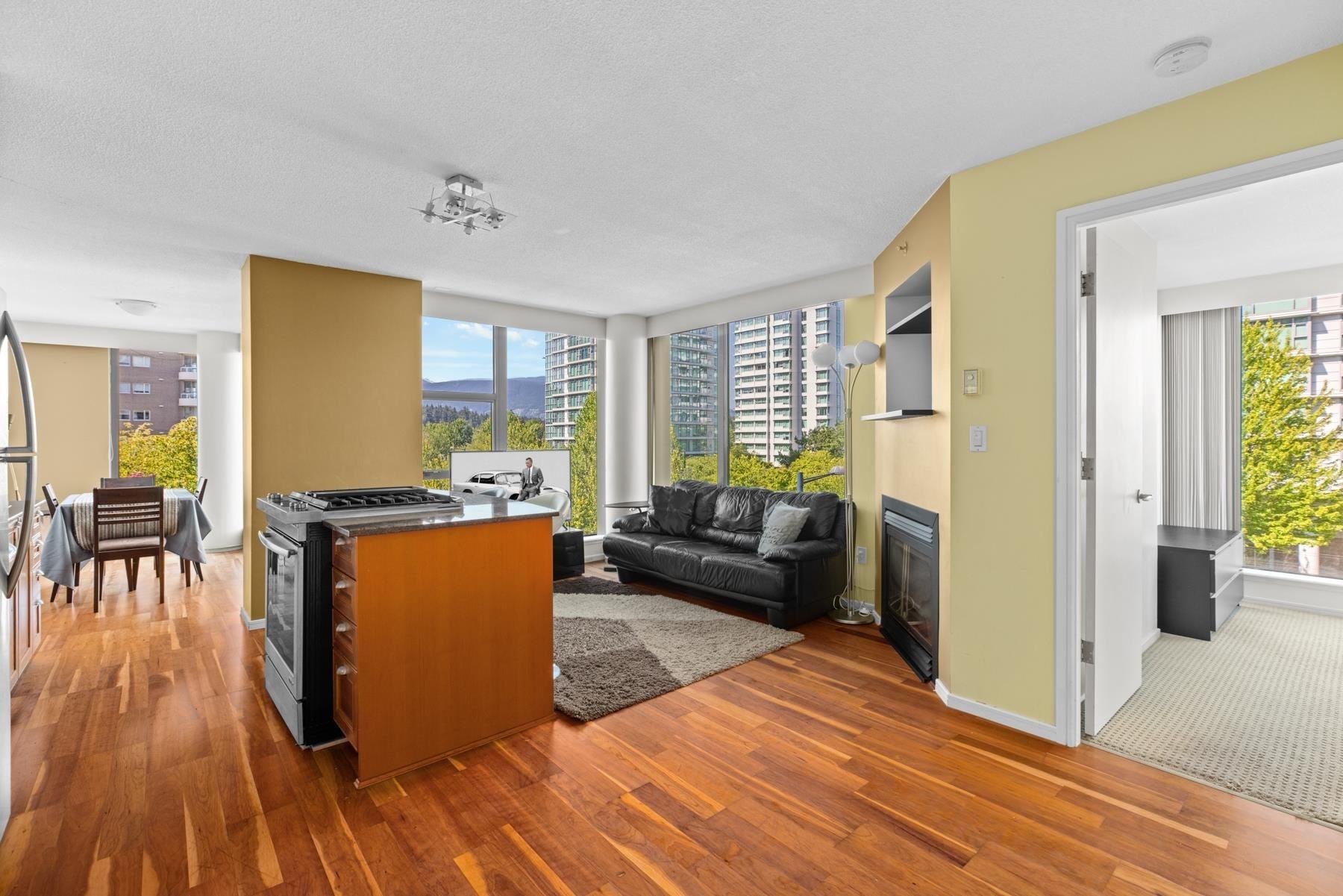 406 1723 ALBERNI STREET - West End VW Apartment/Condo for sale, 1 Bedroom (R2600785) - #1