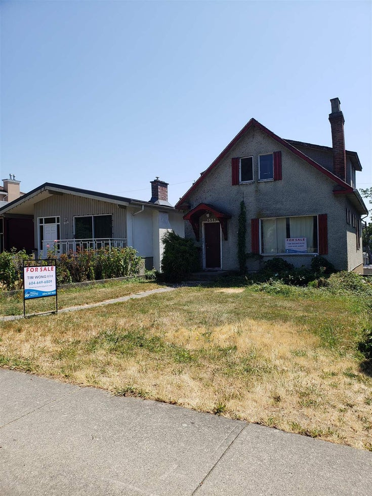 358 E 49TH AVENUE - South Vancouver House/Single Family for sale, 7 Bedrooms (R2600818)