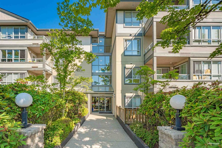 206 4990 MCGEER STREET - Collingwood VE Apartment/Condo for sale, 2 Bedrooms (R2600834)