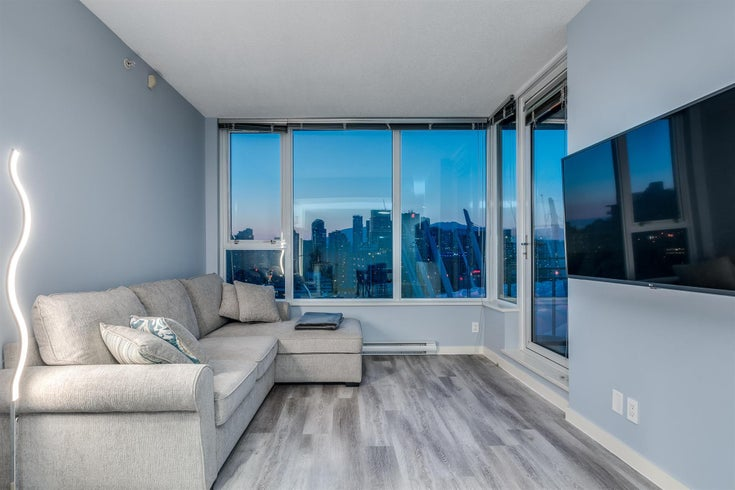 3207 33 SMITHE STREET - Yaletown Apartment/Condo for sale, 1 Bedroom (R2600855)