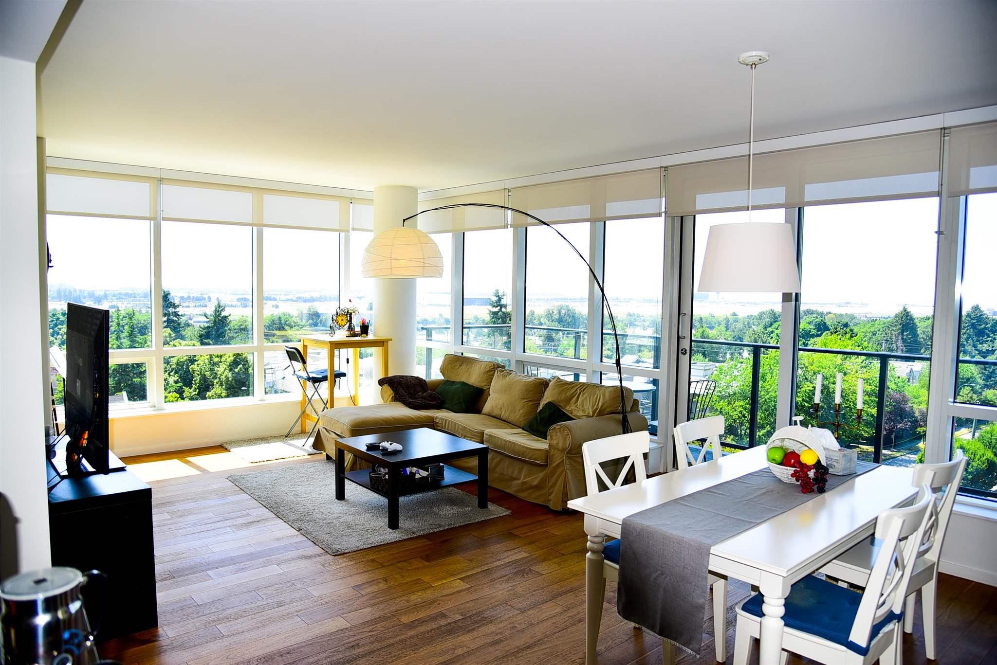 909 8588 CORNISH STREET - S.W. Marine Apartment/Condo for sale, 3 Bedrooms (R2600859)