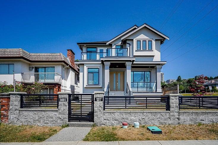 3691 E GEORGIA STREET - Renfrew VE House/Single Family for sale, 8 Bedrooms (R2600879)